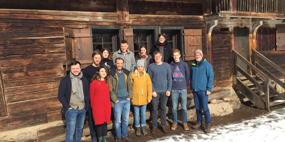 Zweite Klausurtagung des Projekts SuMo-Rhine