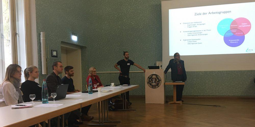 "Expertenworkshop ""Kommunale Perspektiven"" des Interreg-V Projekts SuMo-Rhine"