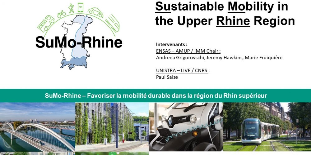 """Strasbourg Rhine Metropolis: which sustainable mobility?"""