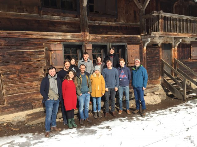 Second Retreat Meeting in February 2020